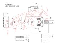 BNC-06K-TGN - Deltron Italia